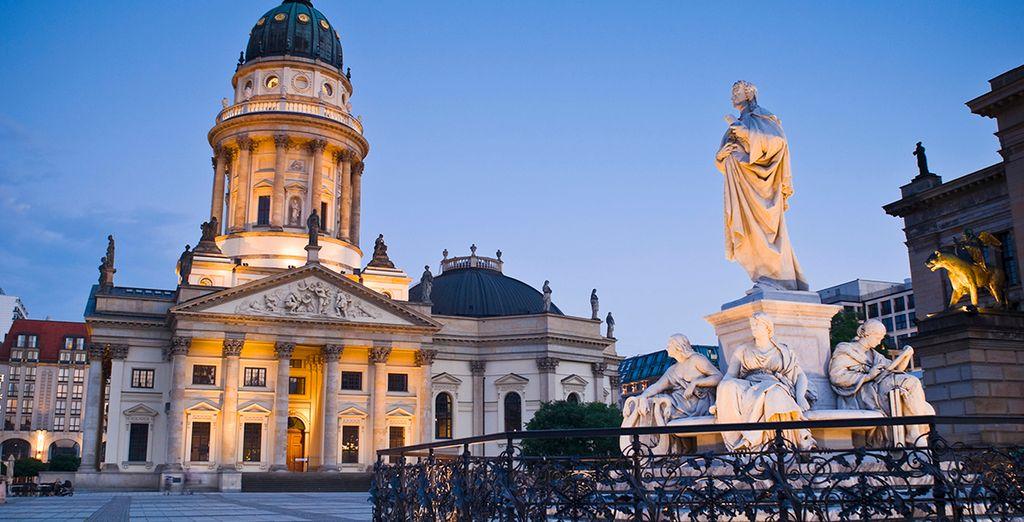 La capital alemana tiene una gran historia que contar a sus visitantes