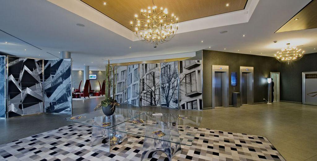 Abba Berlin Hotel 4*, Berlín