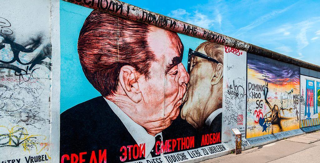 Berlín te da la bienvenida