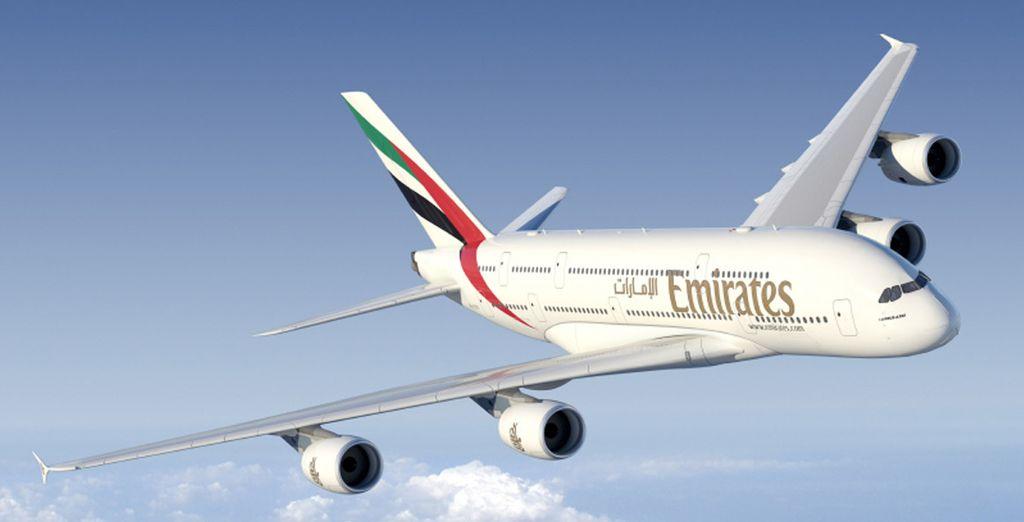Airbus380: el avance más significativo en la reducción del consumo de combustible y de emisiones de las últimas cuatro décadas