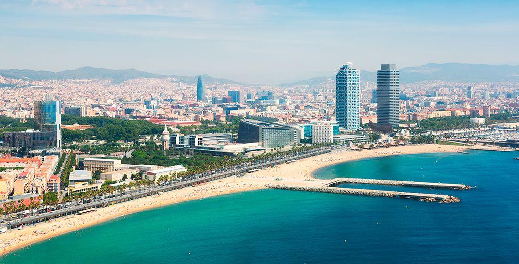 ¿A qué esperas para disfrutar Barcelona?