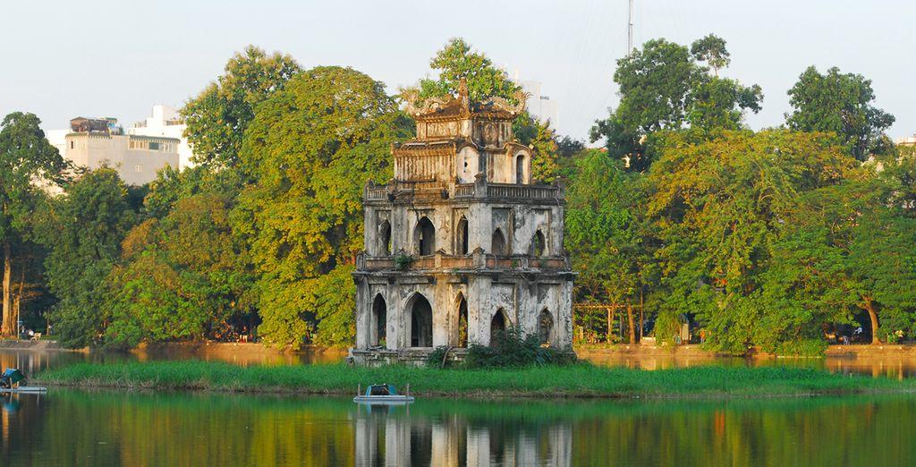 Hanoi, una ciudad con más de 1000 años de historia