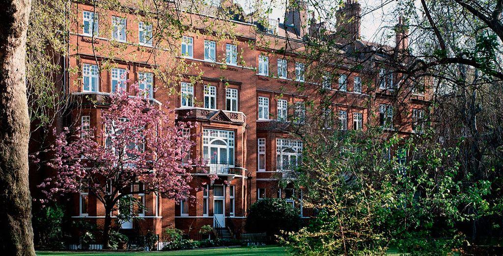 Draycott Hotel 5* te da la bienvenida a Londres