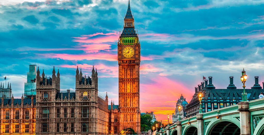 Londres es cultura, arte y modernidad combinados con la arraigada tradición británica