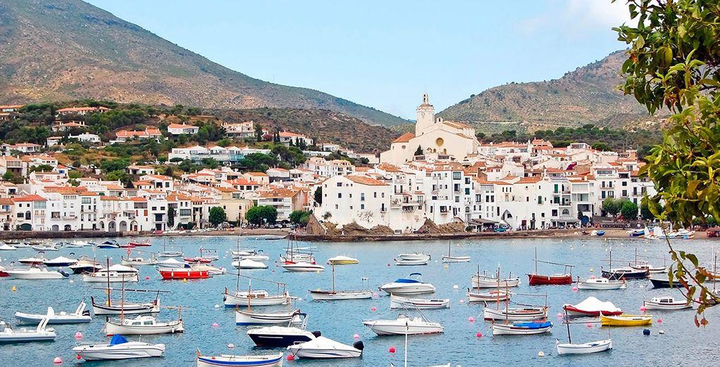 Acércate a Cadaqués, una preciosa localidad costera
