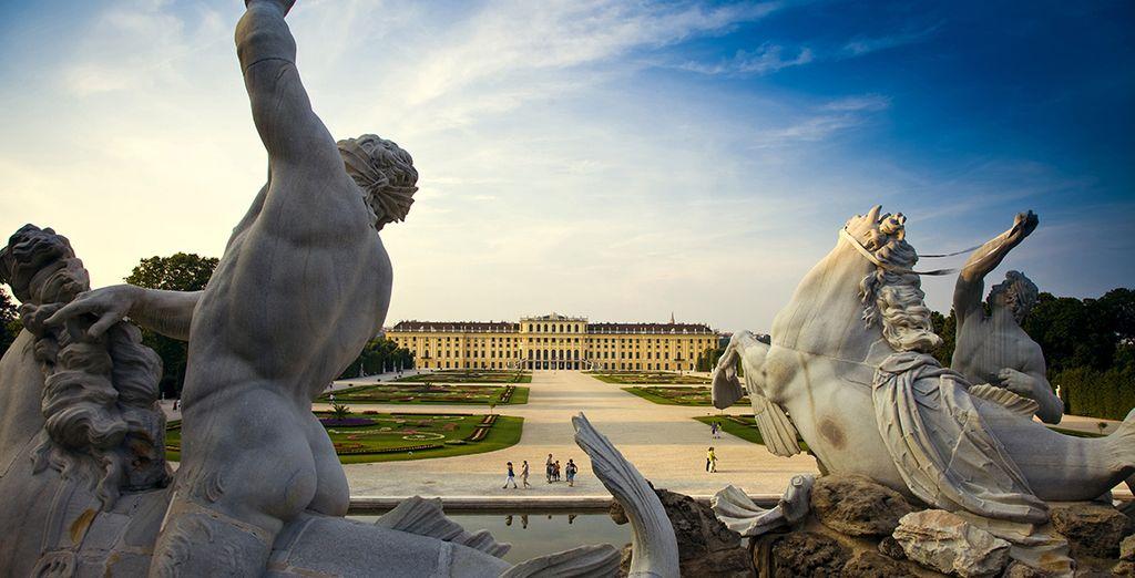 Descubre el castillo de Schönbrunn