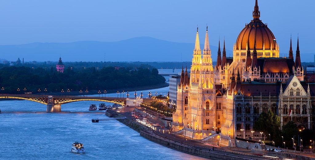 Descubre los monumentos más emblemáticos de Budapest