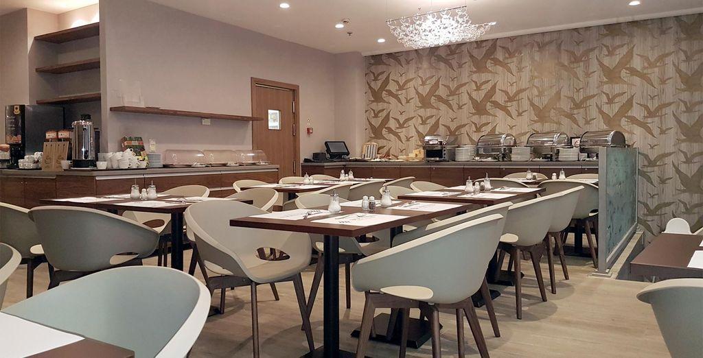Un lugar ideal para degustar la gastronomía local e internacional