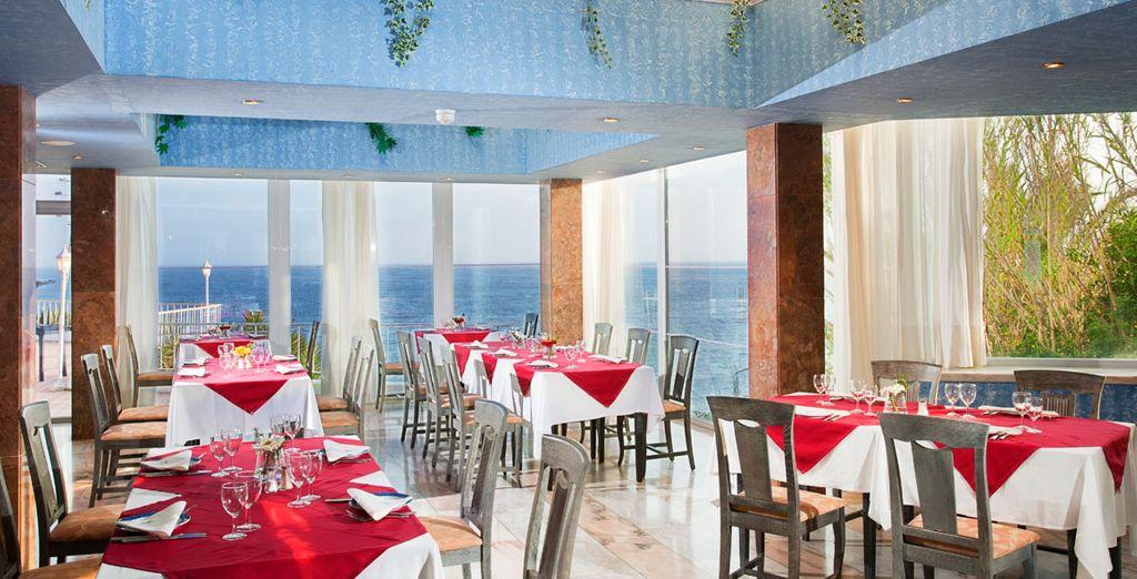Disfruta de un 20% de descuento en el restaurante principal Pôr do Sol