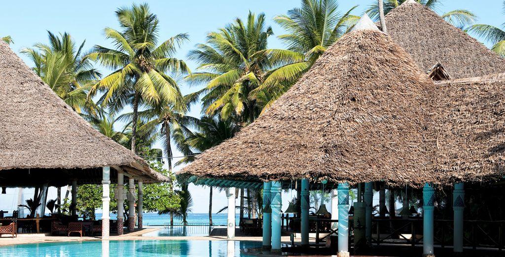 Bienvenido al Neptune Village Beach Resort & Spa 4*
