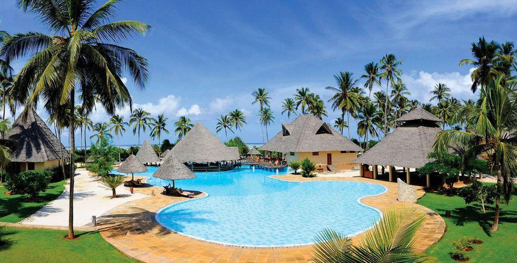 El resort ideal para tus vacaciones de relax