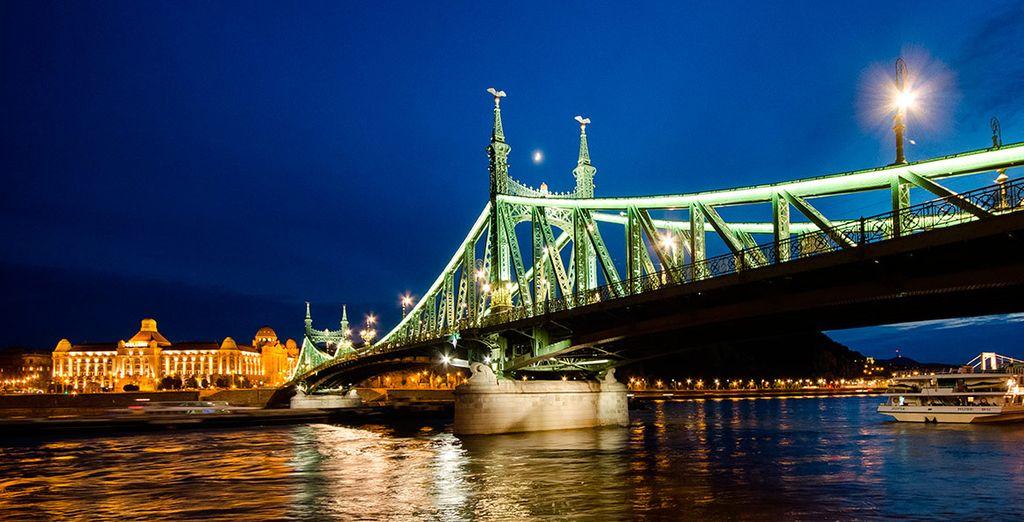 Puentes como el de La Libertad te enamorarán