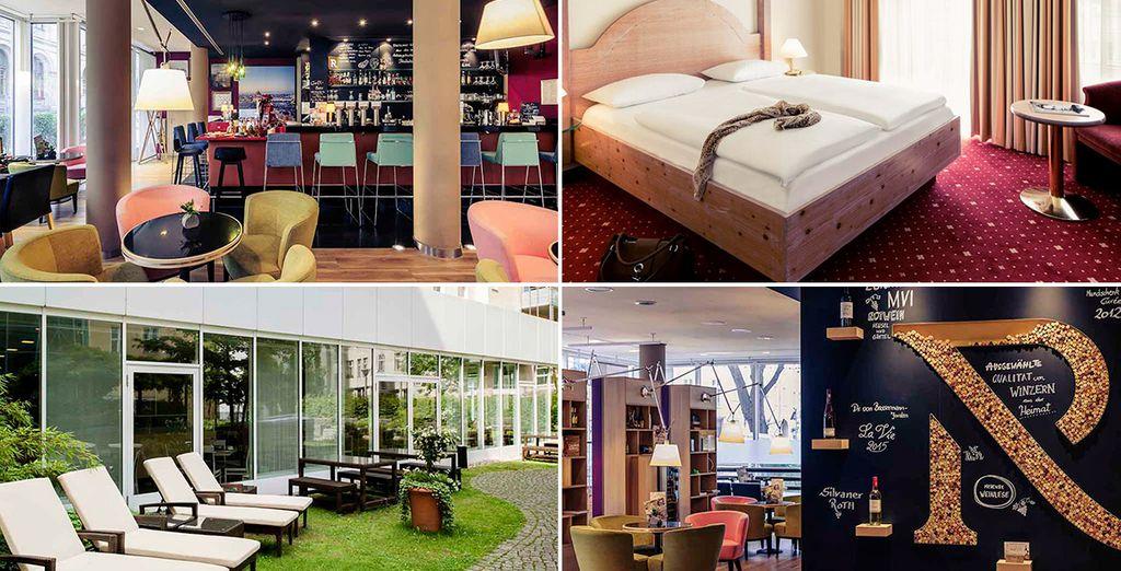 El Mercure Hotel City Berlin 4*, una de tus opciones en esta ciudad