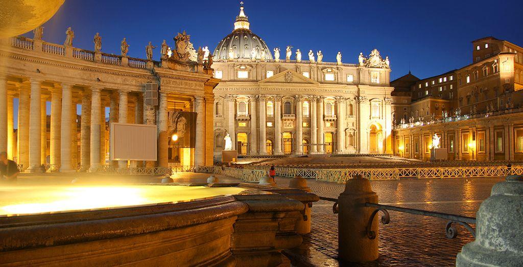 Piérdete por las calles de Roma y encontrarás esos rincones mágicos que esconde