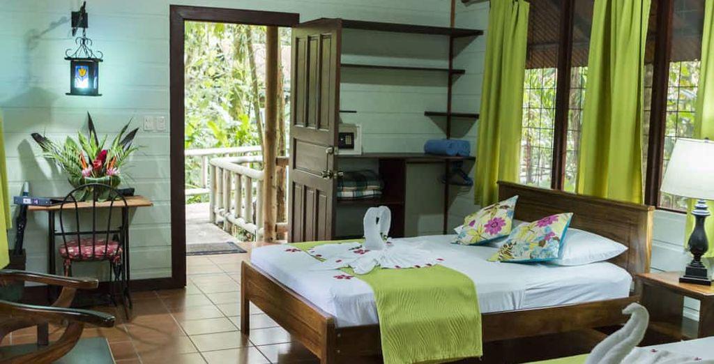 O en Aninga Lodge