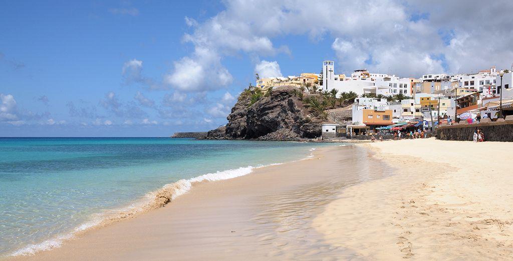 Enamórate de las impresionantes playas