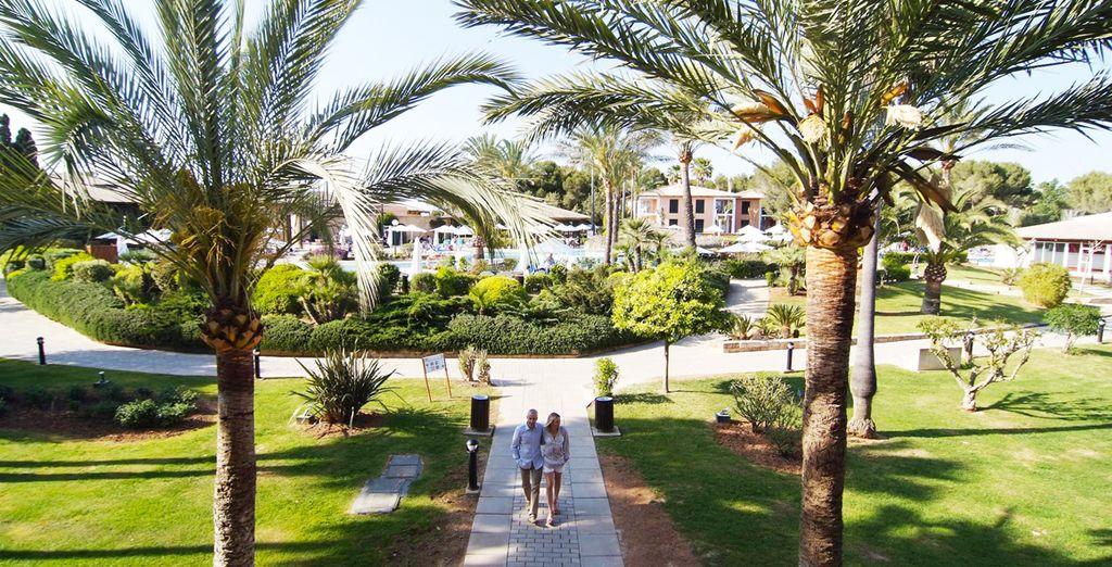 Blau Colonia Sant Jordi Resort & Spa 4* te espera