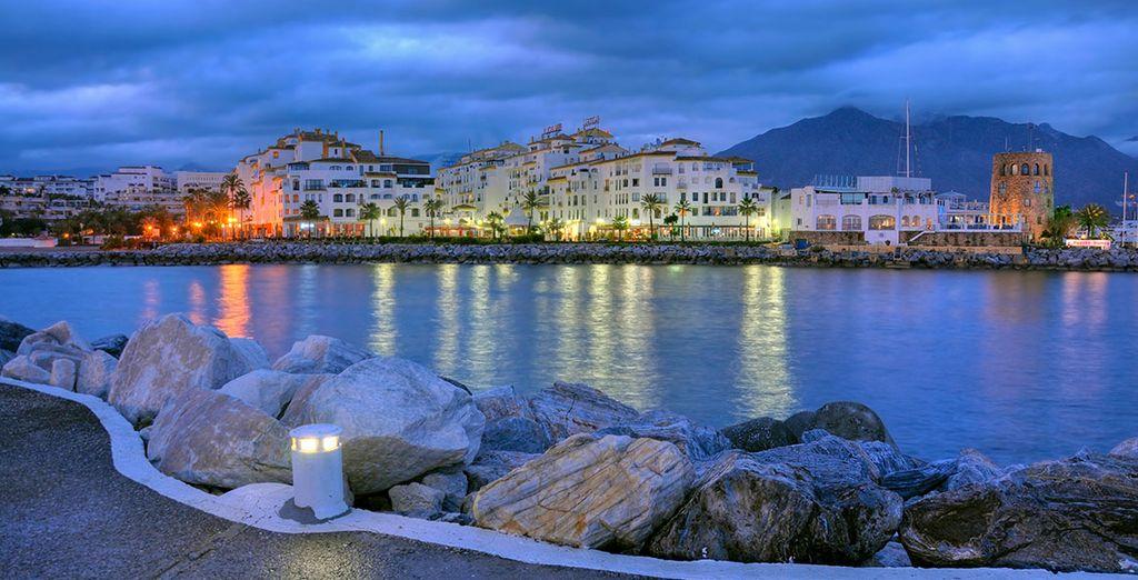 La ubicación del hotel es ideal para conocer y explorar la Costa del Sol