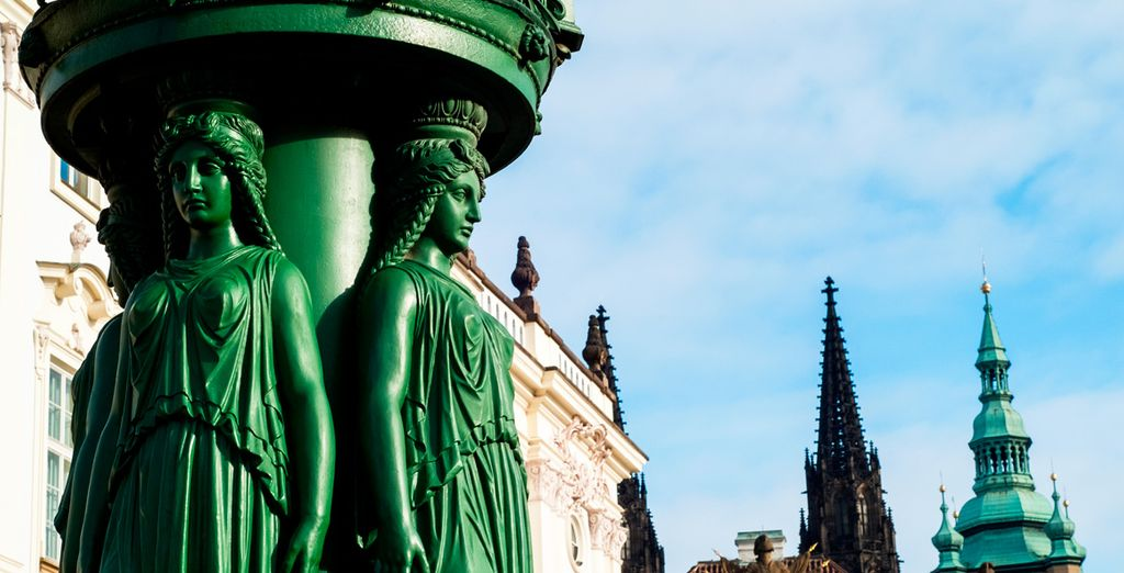 Considerada una de las capitales más bellas de Europa y del mundo
