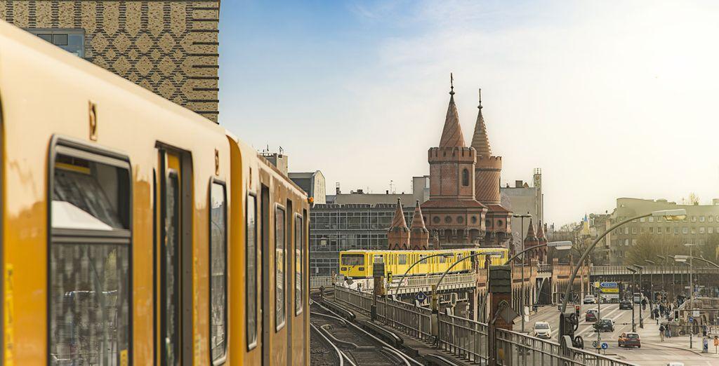 Descubre Berlín, una ciudad con un legado histórico