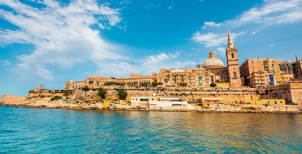¡Descubre Malta!