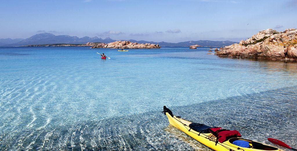 Explora este paraíso y practica tus deportes acuáticos favoritos