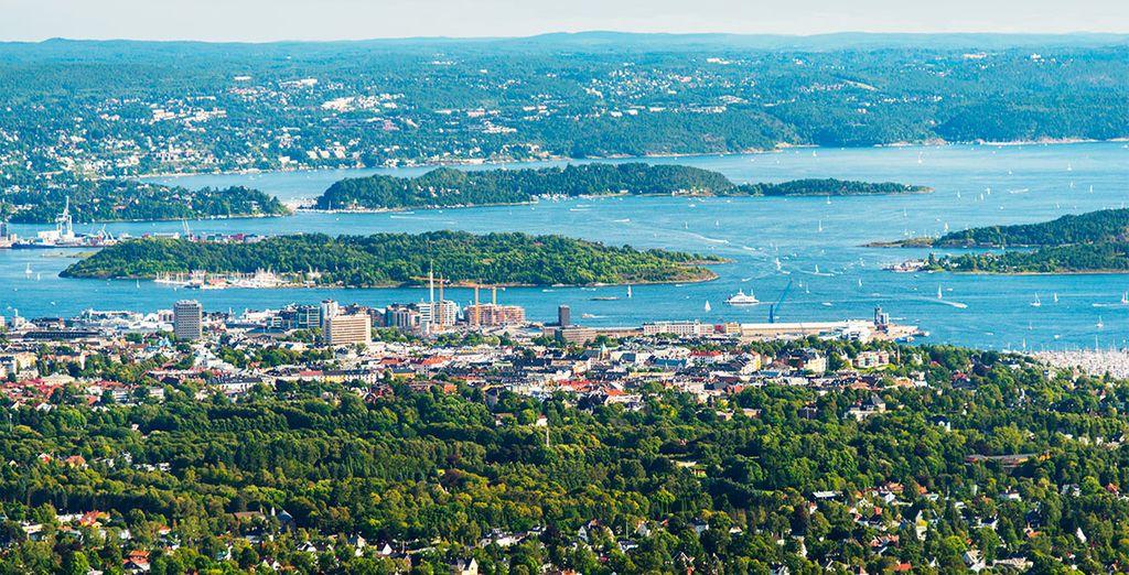Tu último destino será Oslo donde conocerás todos sus encantos