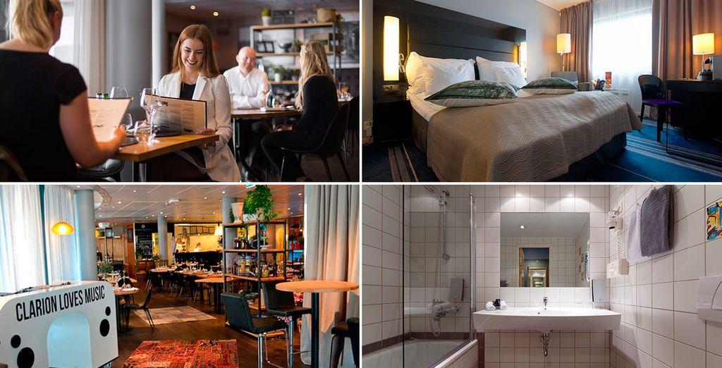 Te presentamos Clarion Hotel Stavanger 4*