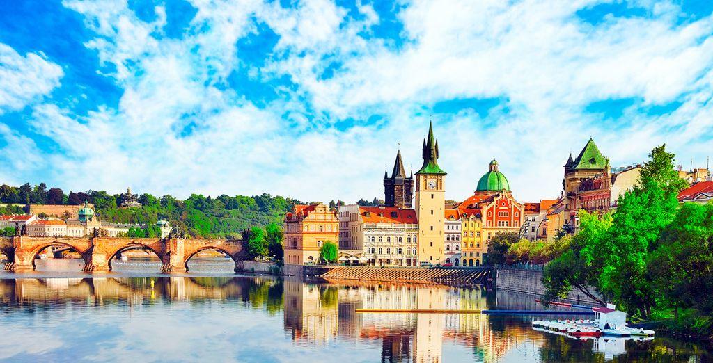 Escápate a Praga