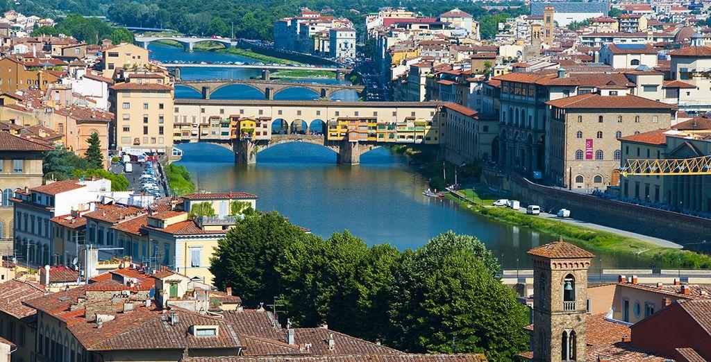 Descubre Florencia, un auténtico museo al aire libre