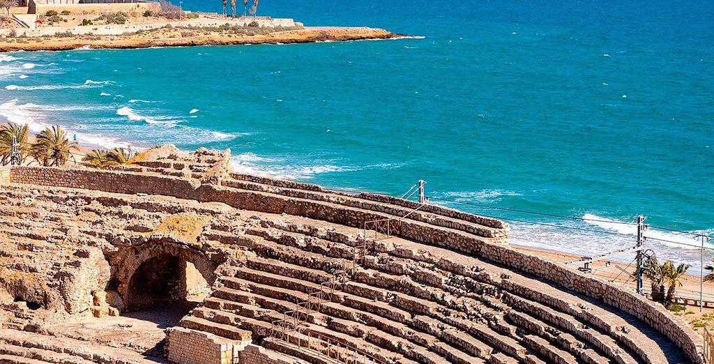 O las ruinas romanas