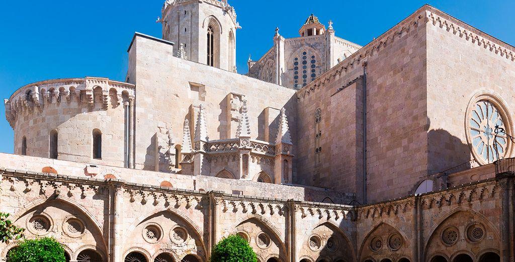 No te pierdas la Catedral de Santa Tecla