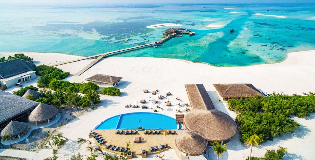 Cocoon Maldives 5* será tu oasis