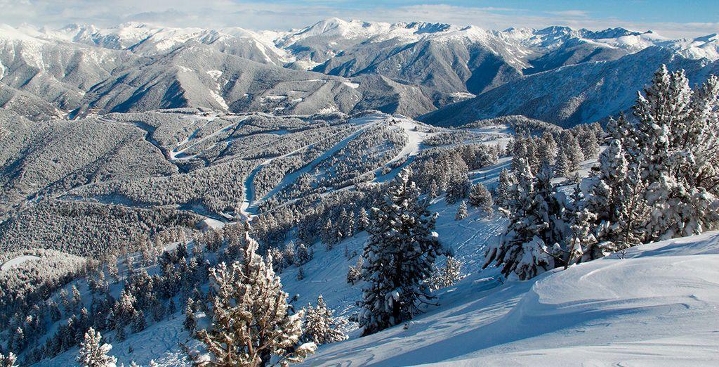 Conocer Andorra es descubrir un lugar de fantasía, donde la naturaleza es la protagonista