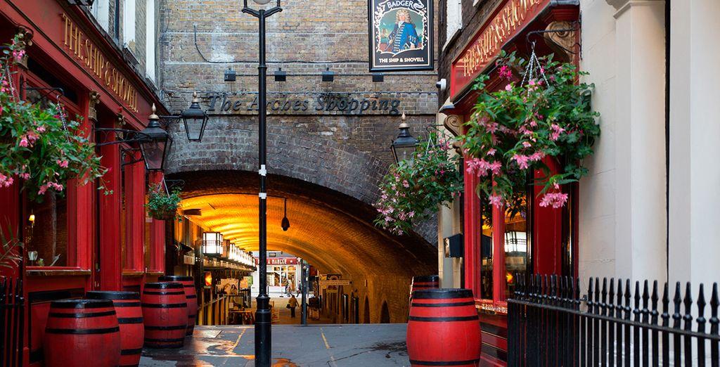 Disfruta de los mejores rincones de la capital inglesa