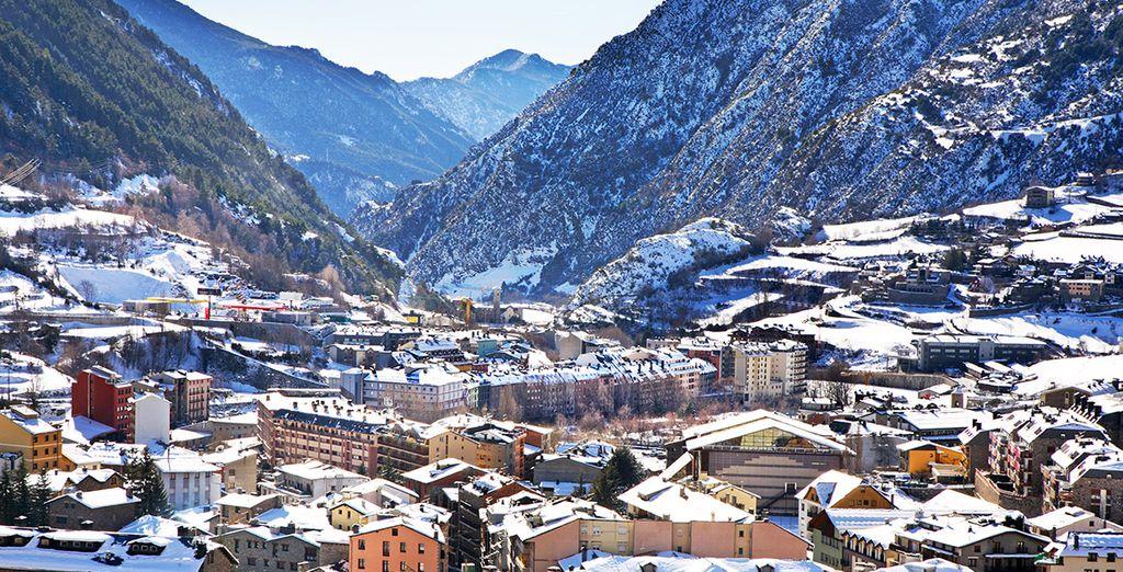 Escápate a Andorra este invierno