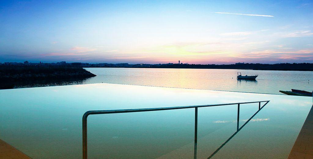 Agua Hotels Riverside 4* te enamorará