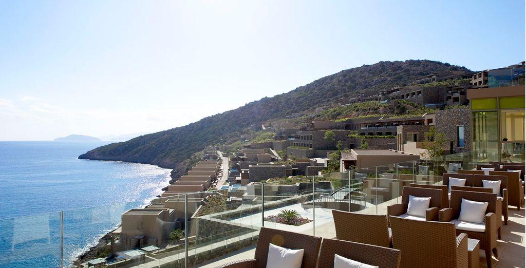 Uno de los mejores hoteles de 5 estrellas en Agios Nikolaos