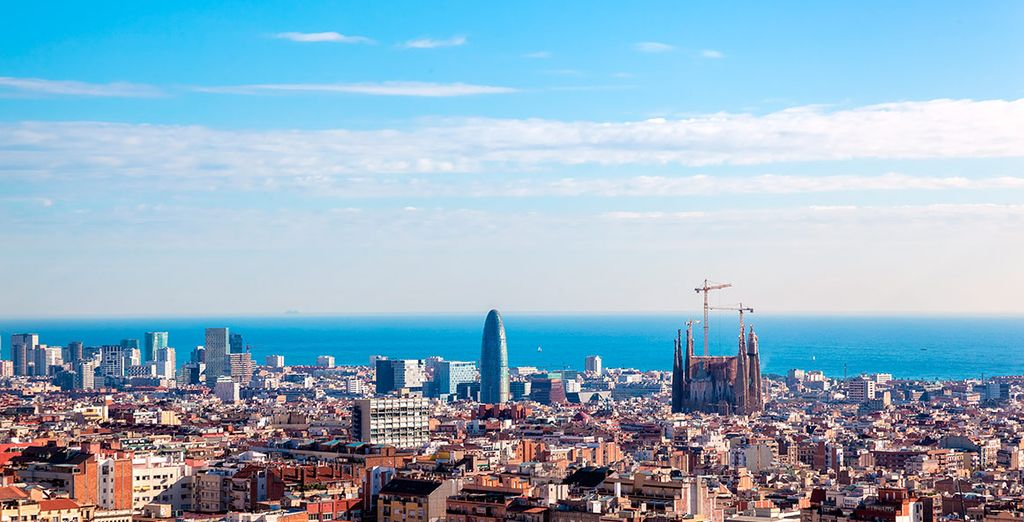 Barcelona, una ciudad que enamora