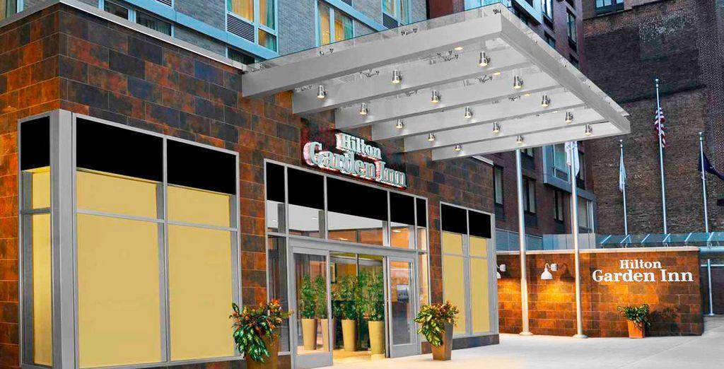 Hilton Garden Inn New York West 35th Street