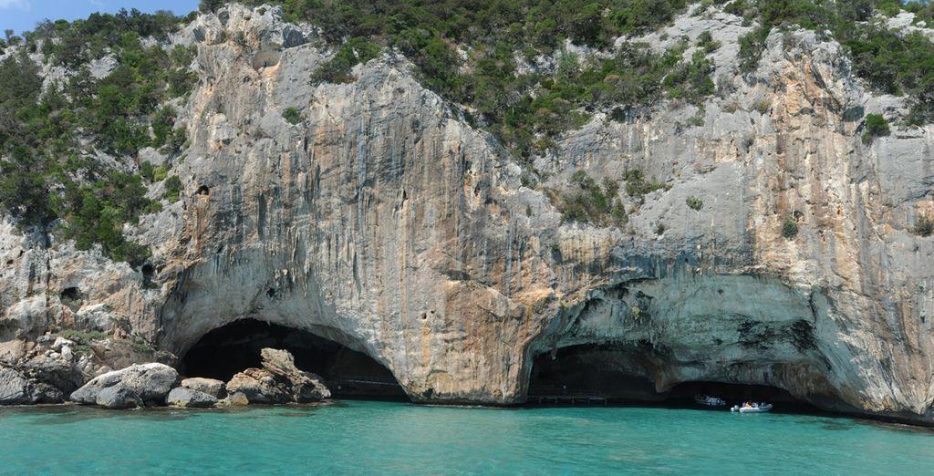 Maravíllate con las cuevas Ispinigoli