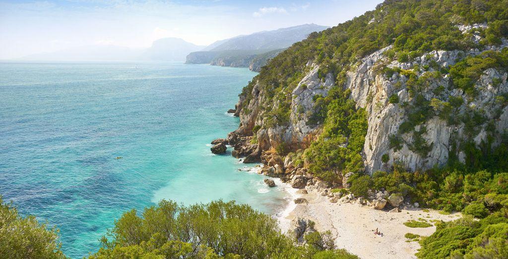 Viaja a la maravillosa Isla de Cerdeña y disfruta de unas vacaciones de ensueño