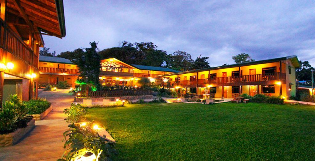 Monteverde Country Lodge será tu hotel Estándar en Monteverde