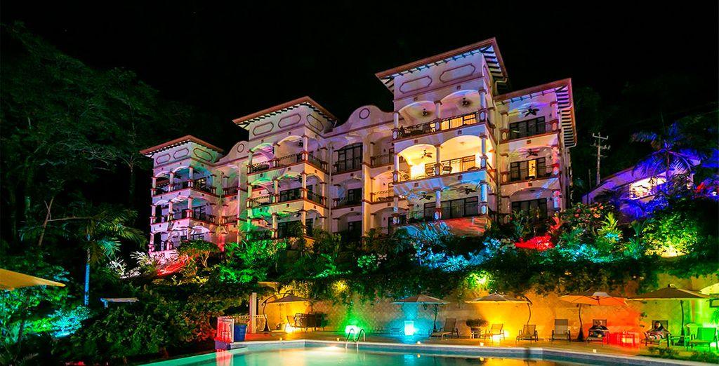 Shana Hotel & Spa 4*, un oasis de tranquilidad en Manuel Antonio