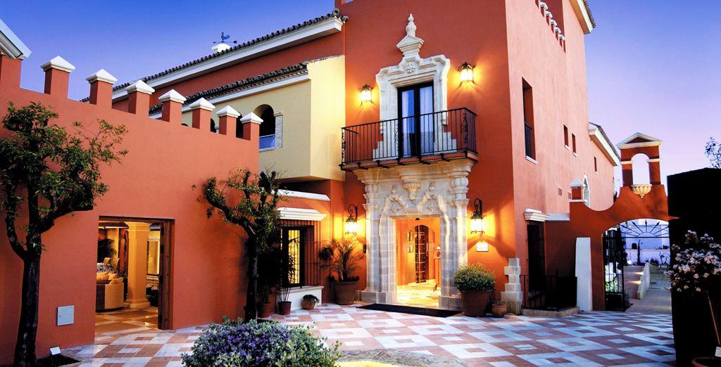 Bienvenido a tus vacaciones en Los Jándalos Vistahermosa 4*