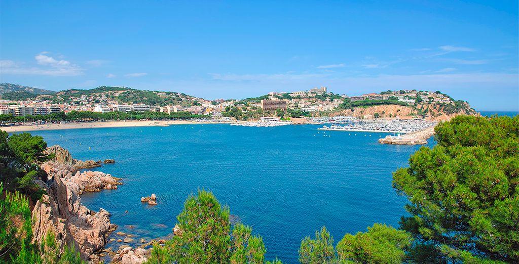 Sant Feliu de Guíxols, un destino espectacular de la Costa Brava