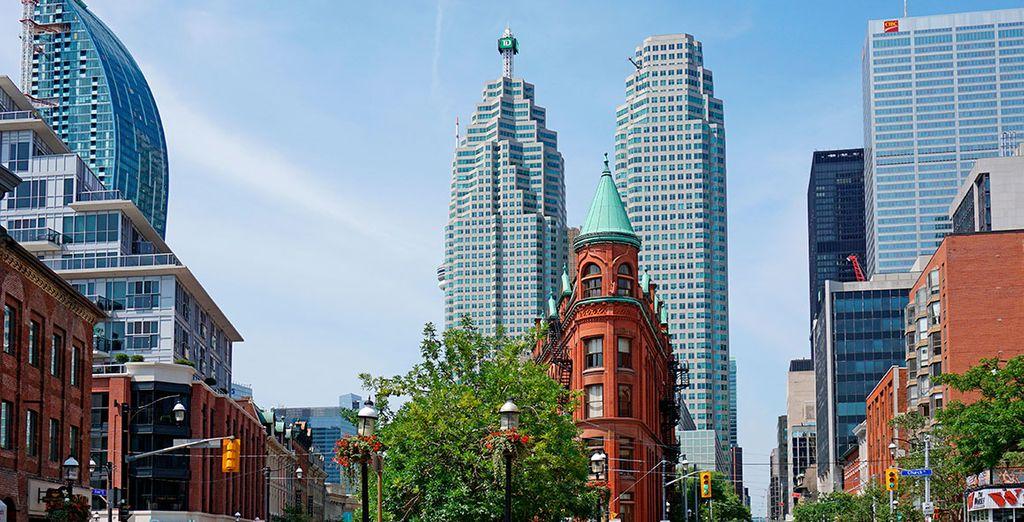 Toronto, la mezcla entre la tradición y la modernidad