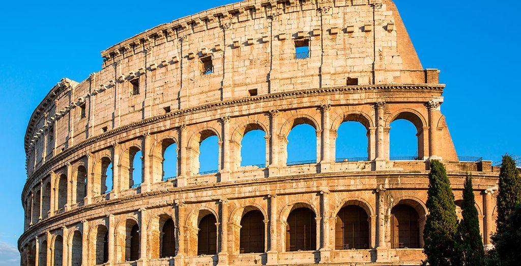 El Coliseo, una visita obligada