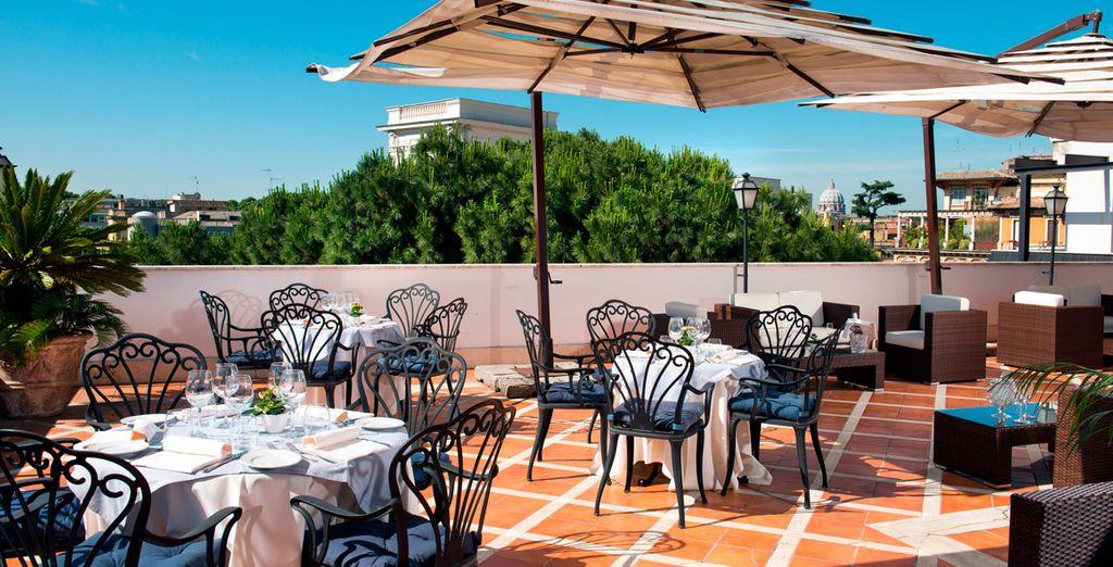 El hotel perfecto para disfrutar de una escapada a Roma