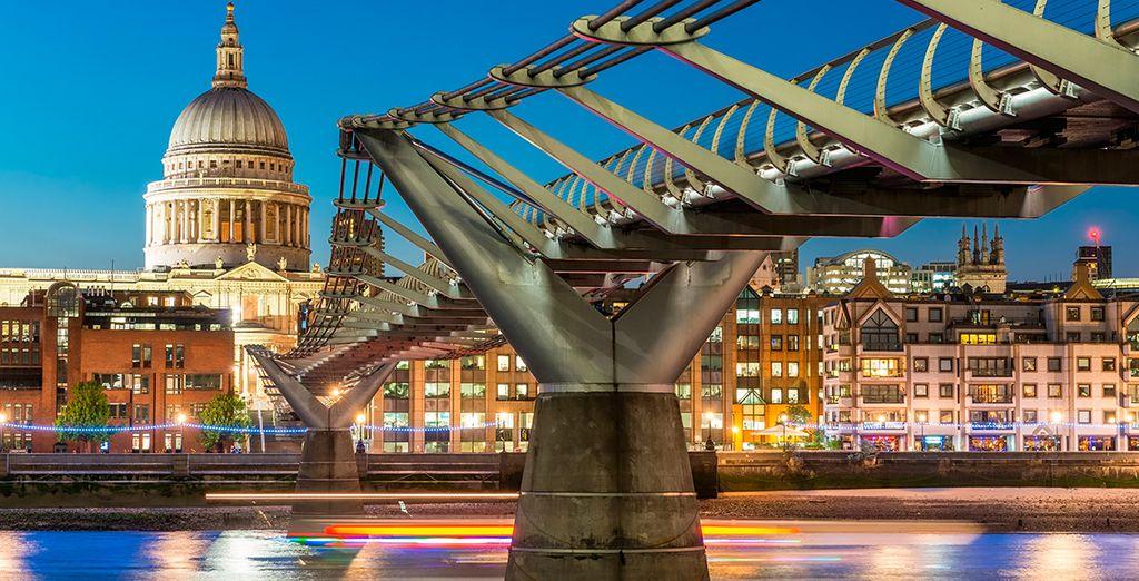 Londres, mestizaje entre lo tradicional y la modernidad